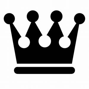 Crown silhouette png