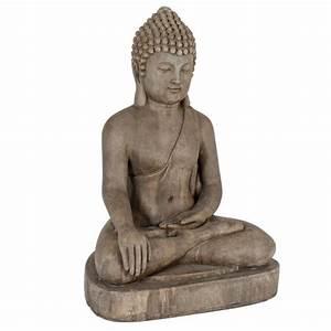 decoration bouddha et tout sur le bouddha hexoa With bouddha maison du monde