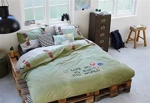 Holzmöbel Selber Bauen : palettenbett bilder ideen couchstyle ~ Orissabook.com Haus und Dekorationen