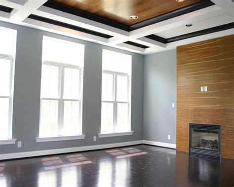 Modern Coffered Ceiling by Modern Coffered Ceiling Design How It Plays With