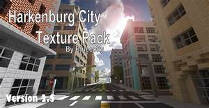 Pack City 2 : harkenburg city texture pack 9minecraft net ~ Gottalentnigeria.com Avis de Voitures