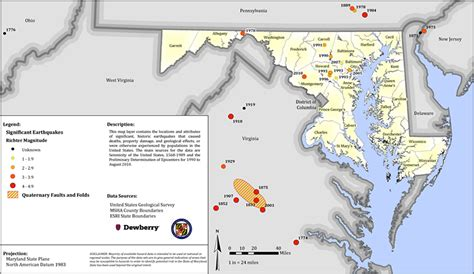great southeast shakeout maryland
