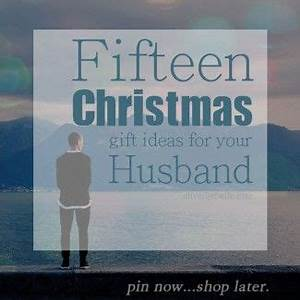 17 Best ideas about Husband Christmas Gift on Pinterest
