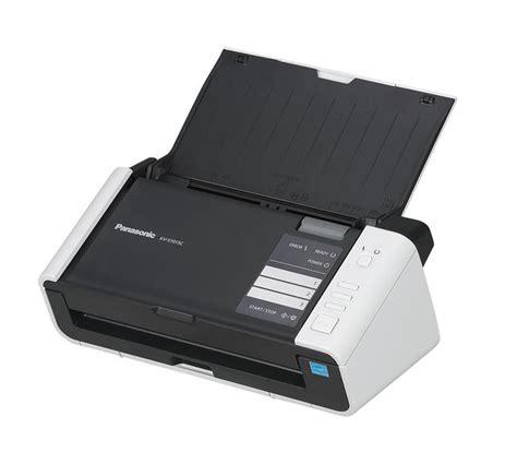 panasonic kv s1015c scanner de documents recto verso rapide et fiable avec d 233 tection de