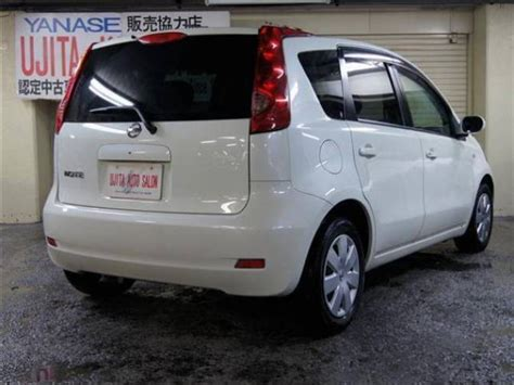 nissan note 2005 white 2005 nissan note 15s for sale japanese used cars details