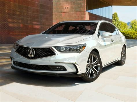 Acura Rlx Sport Hybrid by 2018 Acura Rlx Sport Hybrid Overview Cars