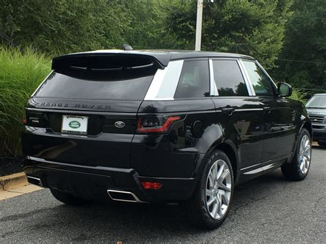 2019 Land Rover Range Rover Sport by 2019 New Land Rover Range Rover Sport V8 Supercharged