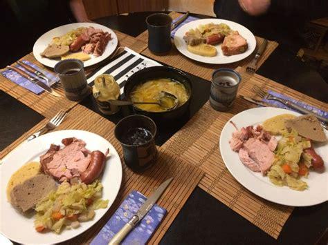 cuisine bretonne kig ha farz kig ha farz