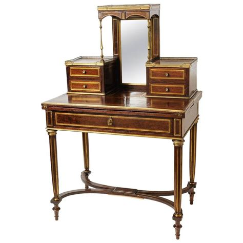 french writing desk for sale 19th century french lady mahogany writing desk for sale at