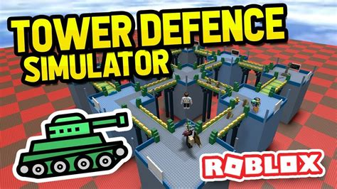 buying op tanks  roblox tower defence simulator youtube