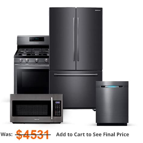 kitchen appliances packages kitchen appliance packages the home depot