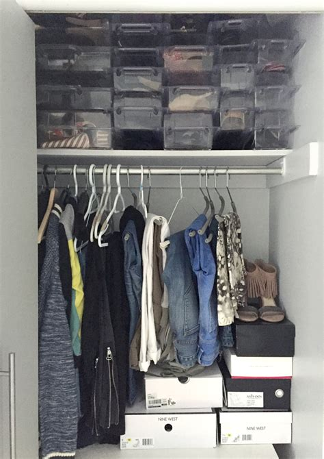 the about my shoe closet how to organize shoes