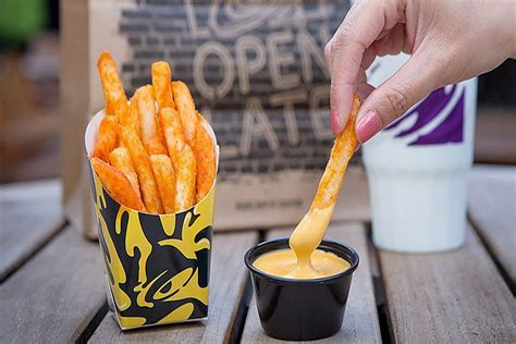 french taco fries bell