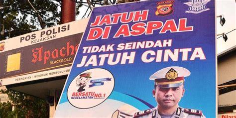 Cara Untuk Aborsi Aceh Ini Imbauan Unik Dan Lucu Polisi Lalu Lintas Merdeka Com