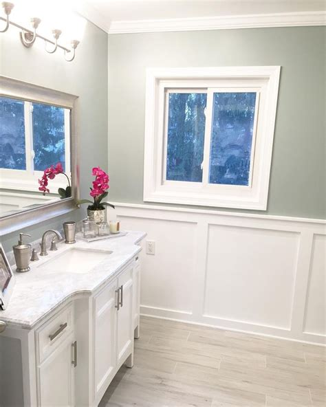 sherwin williams silver mist paint colors gray in 2019