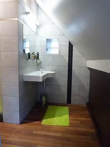 Vasque Originale : vasque sous pentes in deco ~ Dode.kayakingforconservation.com Idées de Décoration