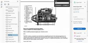 Official Workshop Repair Manual For Bmw Series Z4 E89 2009