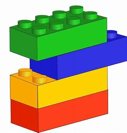 Blocks Clipart Building Lego Block Clip Toy