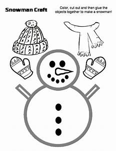 Free Printable Snowman Hat Pattern | Search Results ...