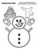 Coloring Christmas Gloves Pages Cut Winter Hat Templates sketch template