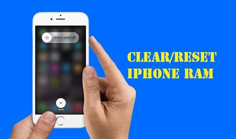 reset ram iphone how to clear or reset ram random access memory on iphone