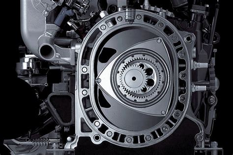 How A Wankel Engine Works by How A Wankel Rotary Engine Works