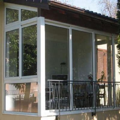 costo veranda verande alluminio pvc prezzi preventivi sistemacase