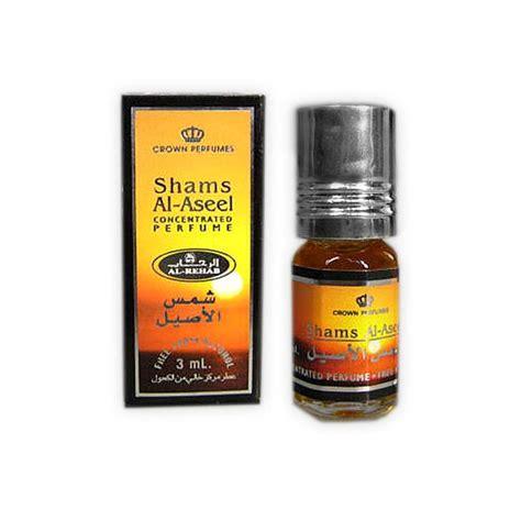 khimar triangle shams al aseel al rehab perfume 3ml perfume without
