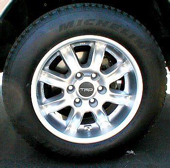 runner  trd wheels yotatech forums