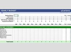 15 Excel Spreadsheet Templates for Managing Your Finances