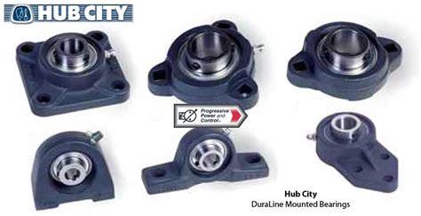 hub city hydraulic roller bearings  couplings   progressive power control