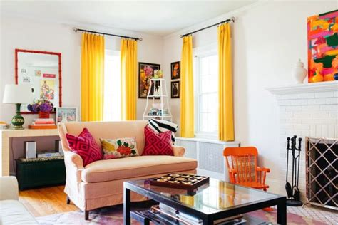 Colorful Interior Design by This Bright And Colorful Home Is An Interior Designer S