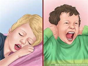 4 Ways to Treat ADHD Naturally in Children - wikiHow