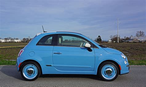 Fiat 500 Canada by 2016 Fiat 500 1957 Edition Road Test Review Carcostcanada