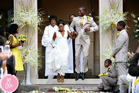 An African American Wedding Tradition