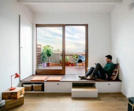 kleine wohnungen einrichten idee aus einem spanischen appartement