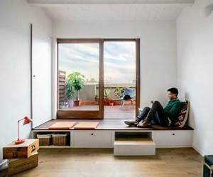 Wohnung Einrichten Ideen Schlafzimmer : kleine wohnungen einrichten idee aus einem spanischen appartement ~ Bigdaddyawards.com Haus und Dekorationen