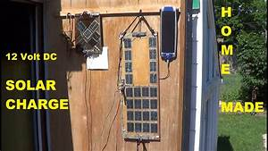 Homemade Solar Panels Using Solar Yard Lights Whats In