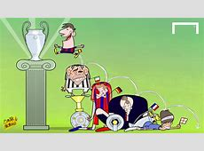cartoonbarcelonawinthechampionsleague