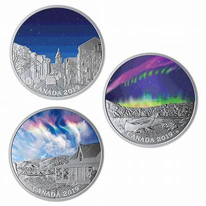 Coin Sky Wonders Silver Subscription Mintage Pure