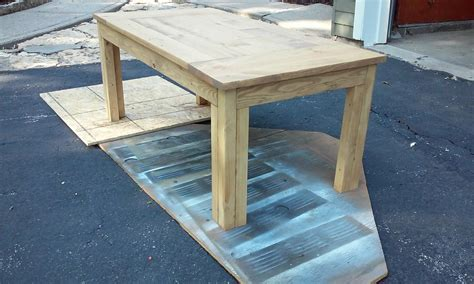 ana white  scrap wood coffee table diy projects