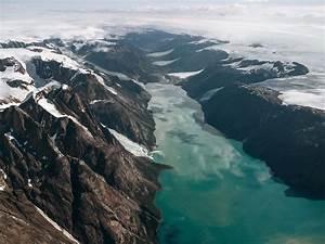 Photos Of Retreating Greenland Glaciers