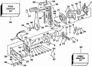 1991 Omc Outboard Service Accessories Parts Manual