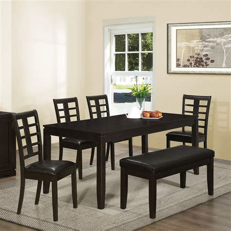small 6 person dining tall dark wood dining table tags fabulous dark wood