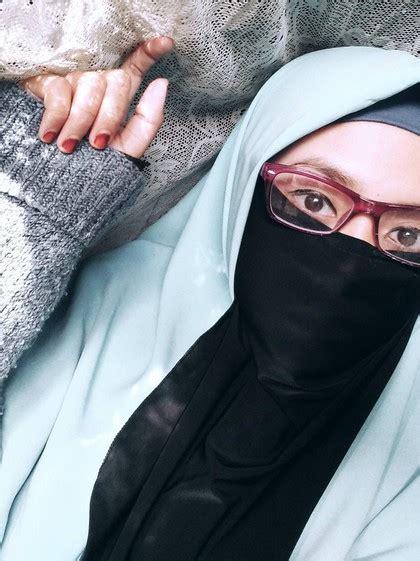 anime hijab cadar foto gaya hijab bercadar remaja bogor yang populer