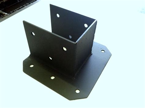 Black Decorative Joist Hangers by Joist Hanger 18 Jpg