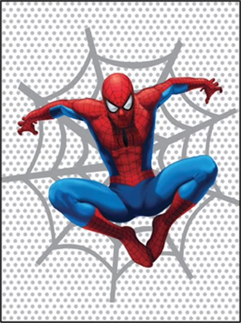 Wall Decor 3 Spiderman Party Decorations Free