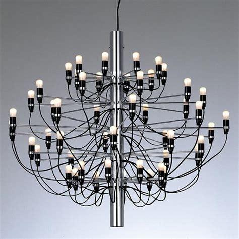 mid century chandelier model 2097 50 chandelier for flos lighting d75 cheerhuzz