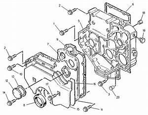 Cat 3056 Engine