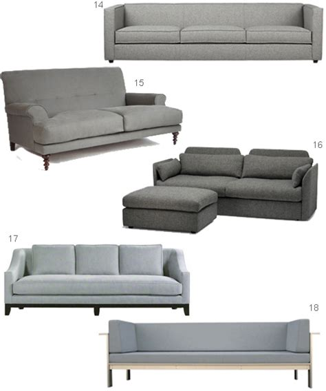 mid century couches sofa design ideas light modern gray sofa for couches sale